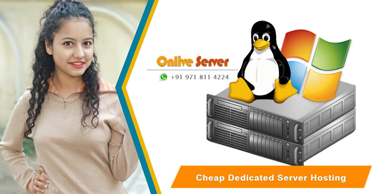 Cheapest Dedicated Server Hosting Plans - Onlive Sever