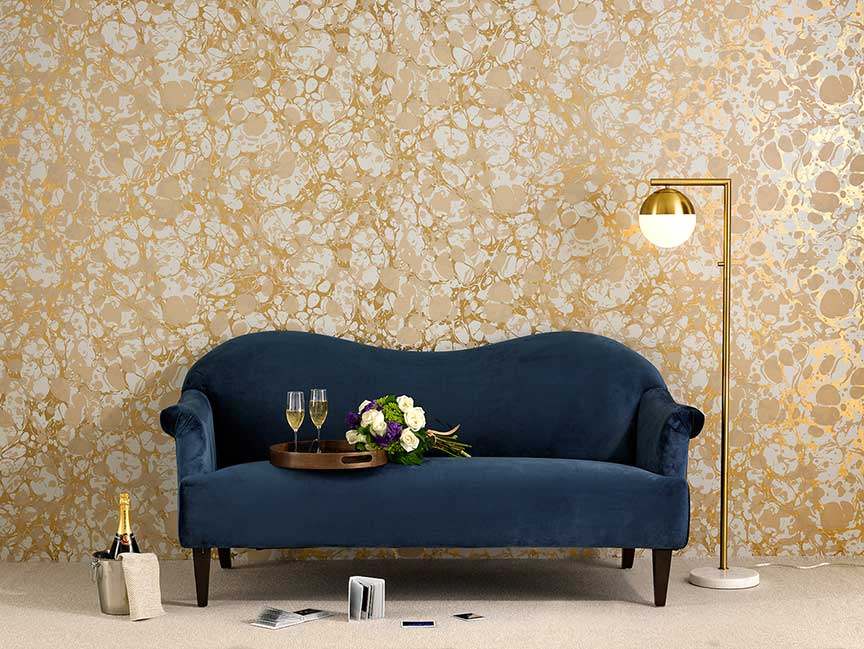 Immersion Wallcovering