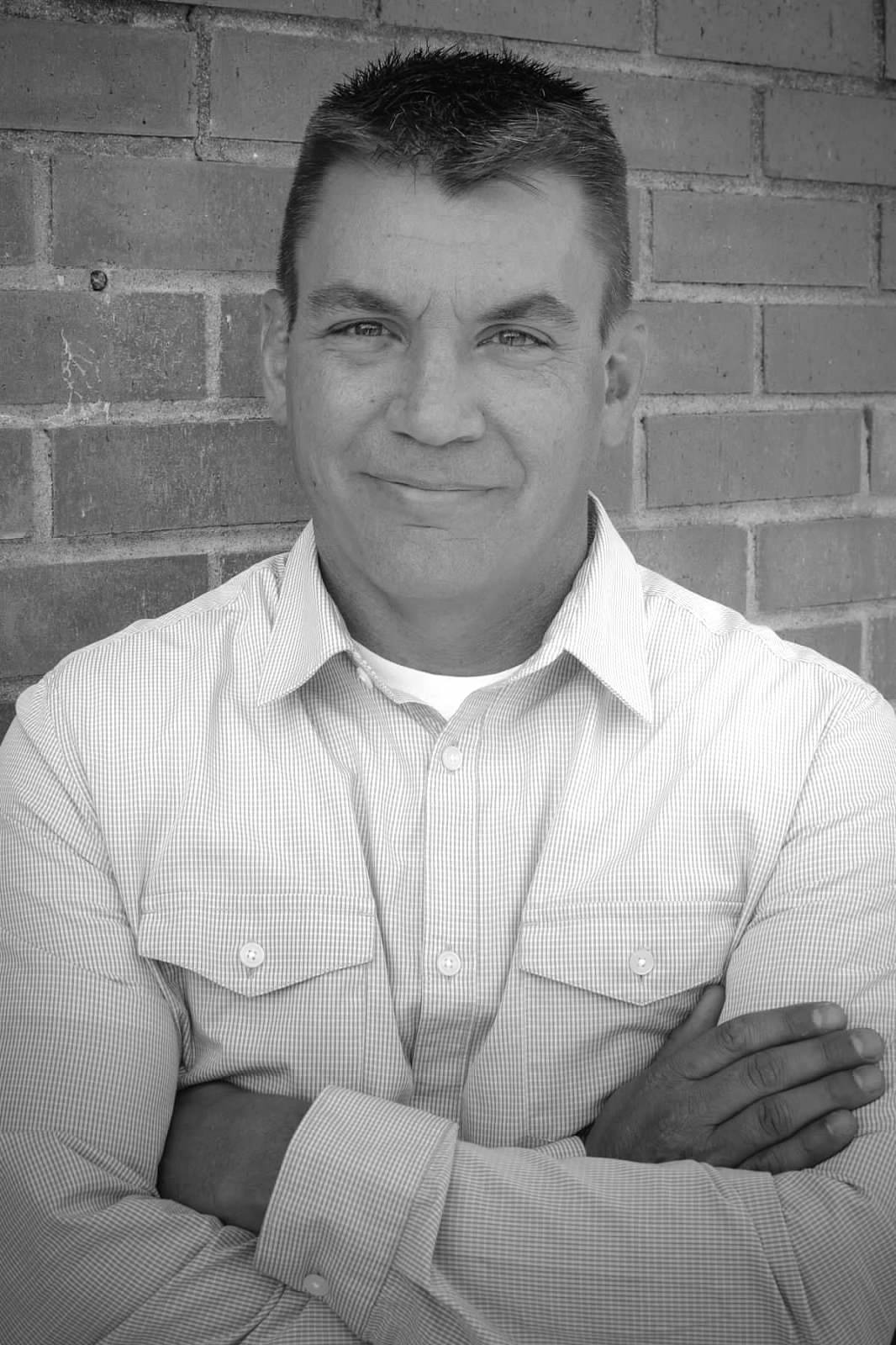 Author Chad A. Webster
