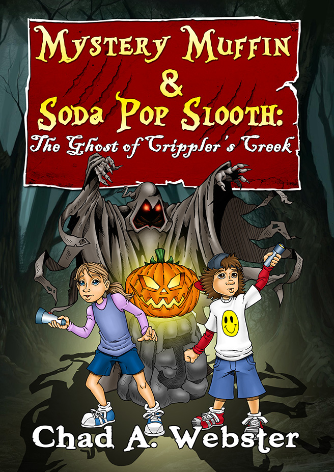 Mystery Muffin & Soda Pop Slooth: The Ghost of Crippler's Creek