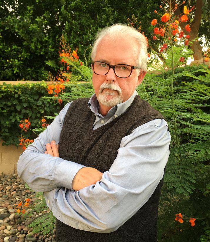 Author Vince Bailey