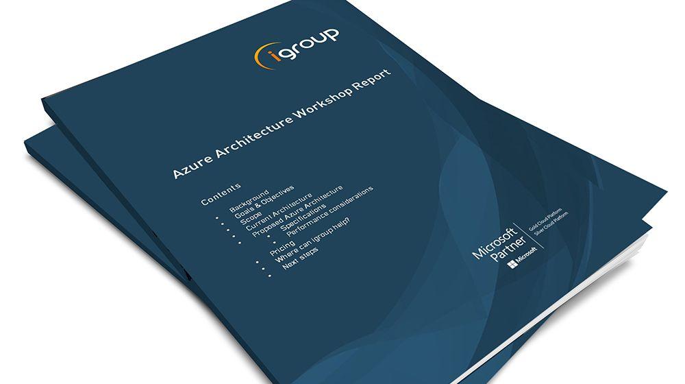 igroup Azure Architecture Workshop Report