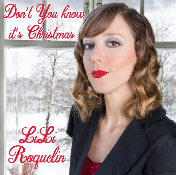 """LiLi Roquelin """"Don't You Know it's Christmas"""" Cover"""