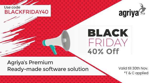 Agriya Offers 40% Discount