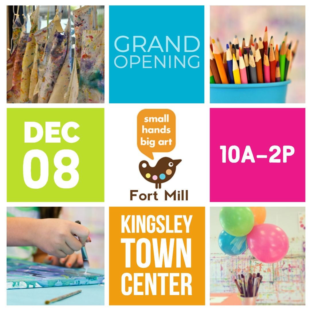Fort Mill Studio Grand Opening