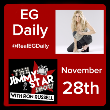 E.G. Daily To Guest On The Jimmy Star Show With Ron Russell