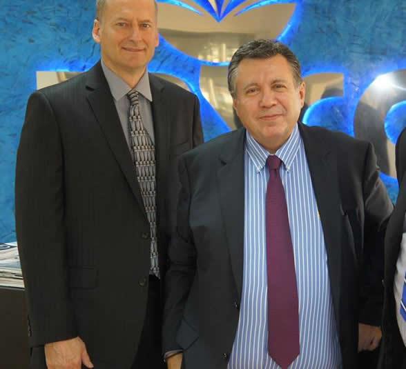 Gideon Lenkey & Andreas Ioannou from Epsco-Ra