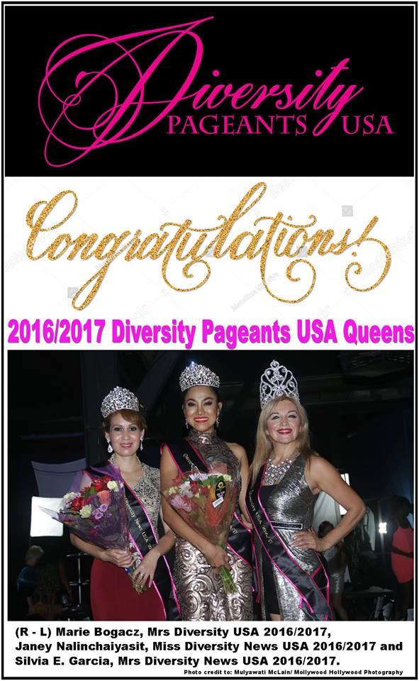 Janey Nalinchaiyasit Crowned Miss Diversity News U