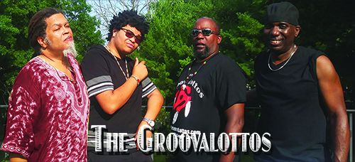 The GroovaLottos @ Electric Haze in Worcester - Dec 1
