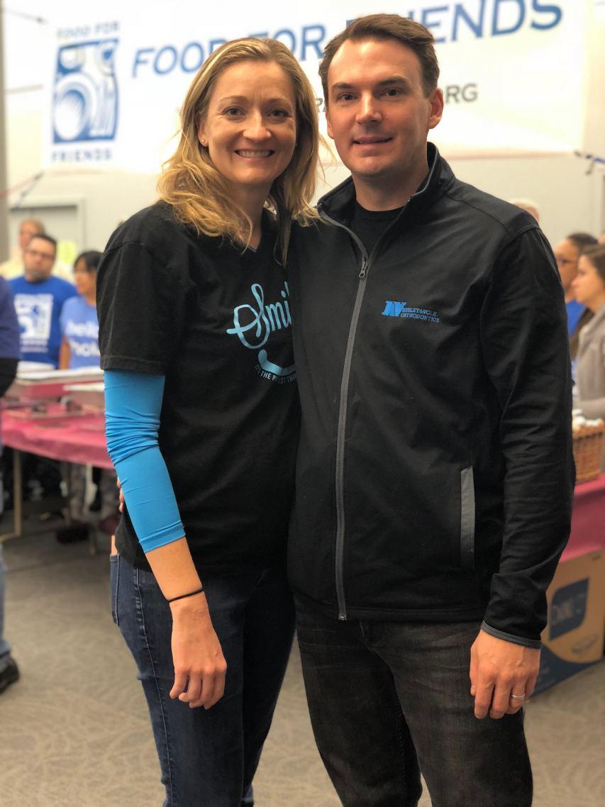 Drs. Ryan Hurley & Tonya Volk