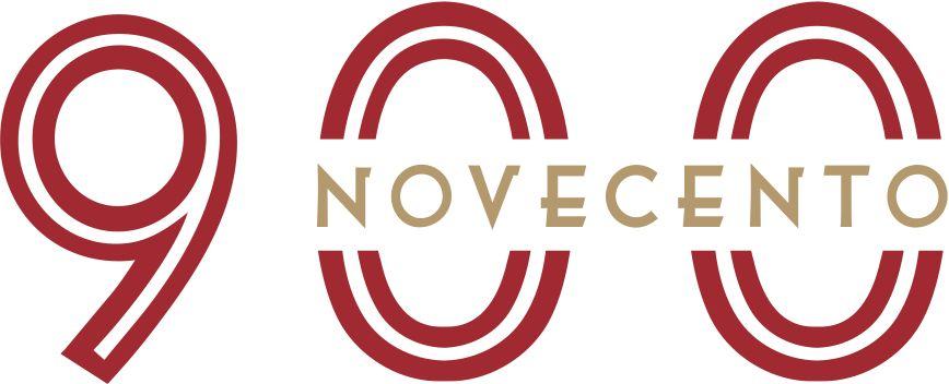 Novecento-900-red-and-gold-logo-taste-of-doral