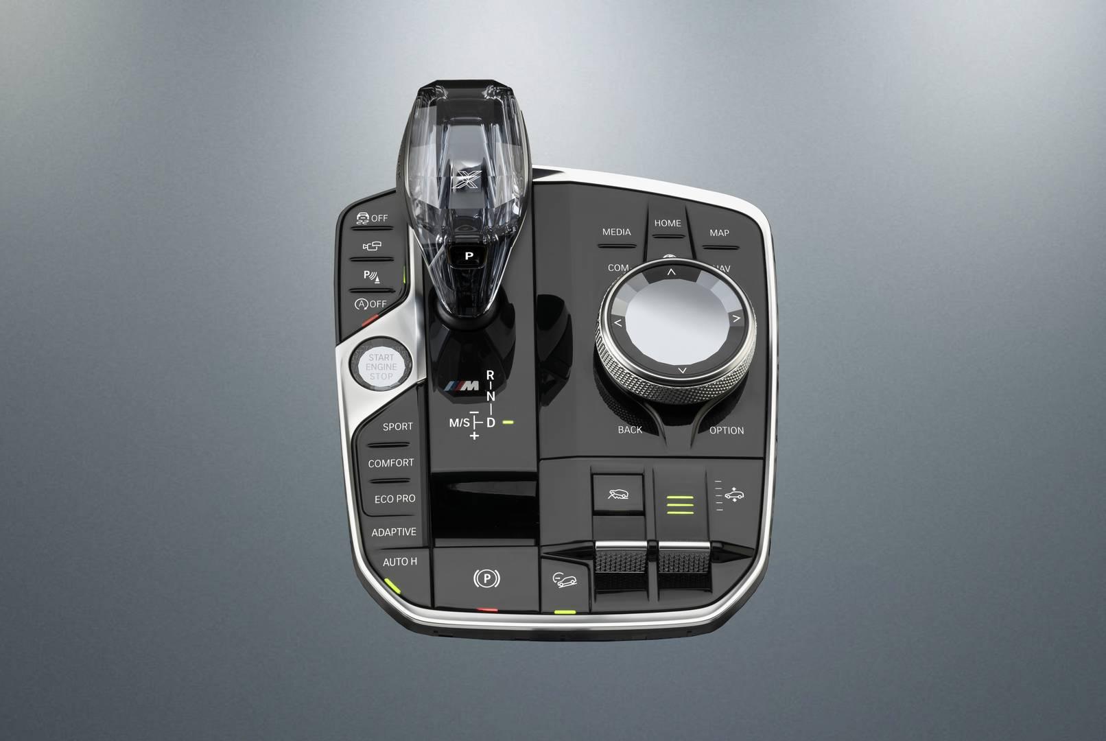 Preh Modular Center Console Control Panel