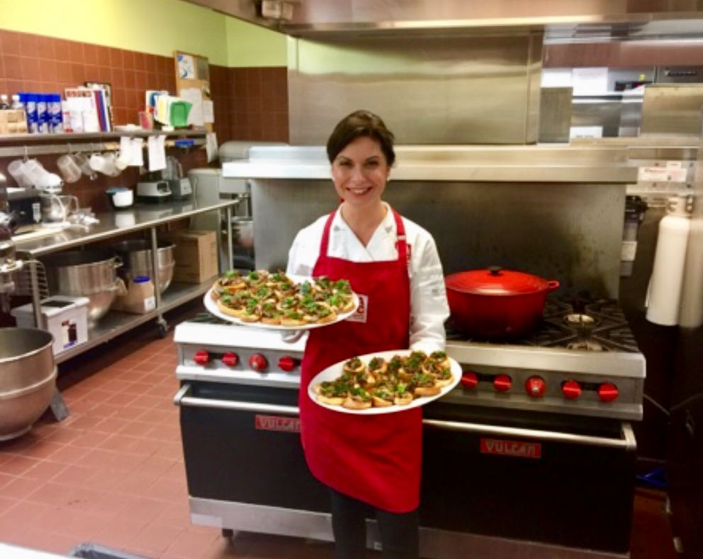 Chef Amy Riolo at Food & Friends