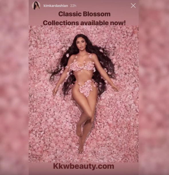 Kim Kardashian's viral Plotagraph on Instagram