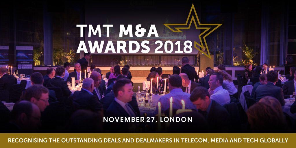 TMT M&A Awards 2018