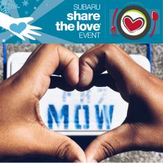 MOWTampa and Subaru 'Share the Love'