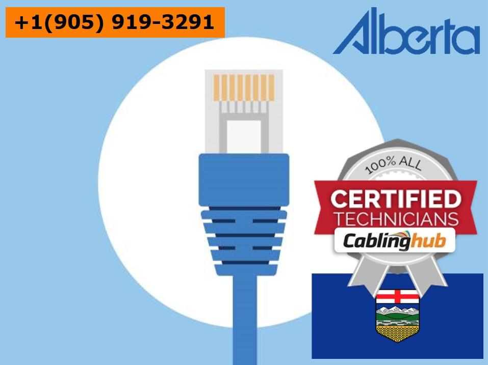 Network Cabling Contractor Alberta