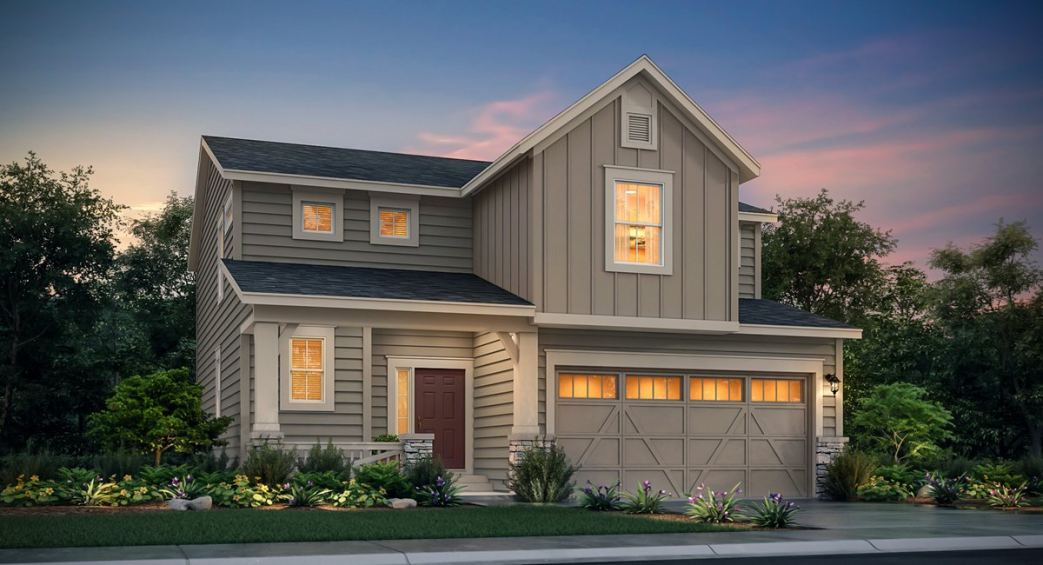 New Lennar community in Elizabeth showcasing modern single-family homes