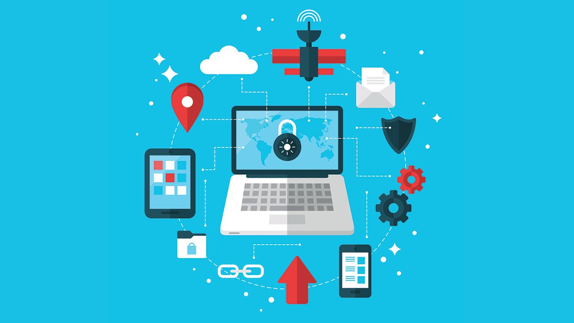 Enhanced Security + Data Protection from Steeves and Associates.