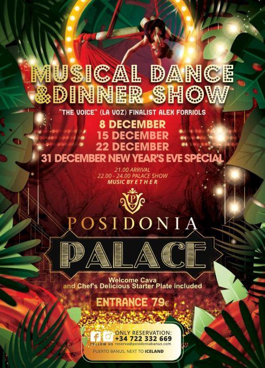 Posidonia Palace Show