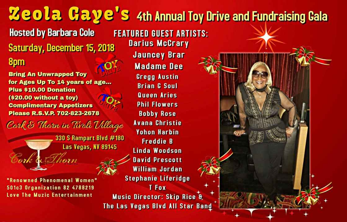 Final Flyer 2018 Toy Drive