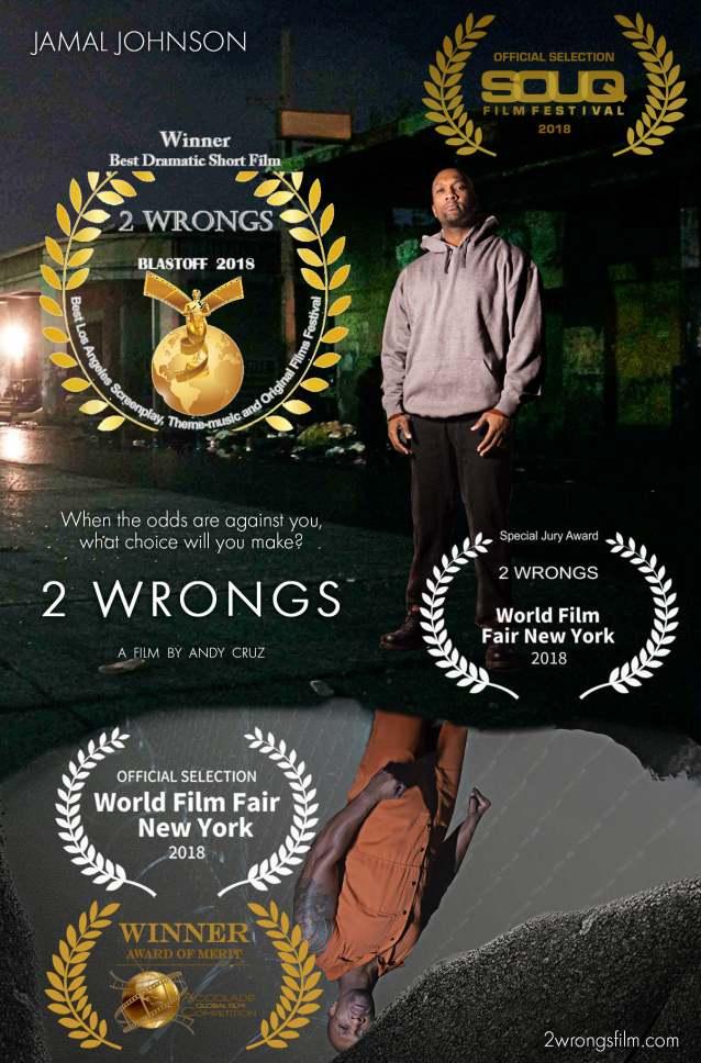 Jamal Johnson 2Wrongs