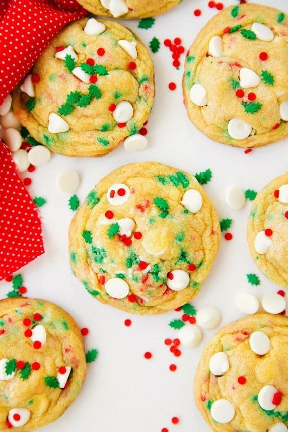 Soft-Cake-Batter-Christmas-Cookies
