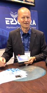 Gideon Lenkey, Epsco-Ra's Technology Director