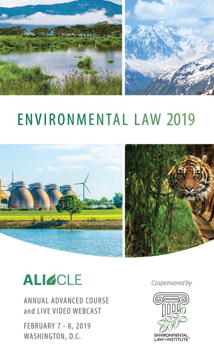 Environmental Law 2019