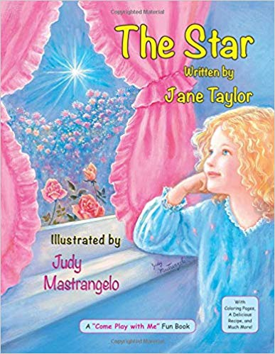 """THE STAR"" from Judy Mastrangelo is available now!"