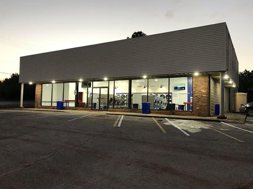 Washin Lenlock Coin Laundry, 5704 Weaver Road Anniston AL 36206