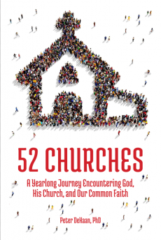 """52 Churches"" by Peter DeHaan, PhD"