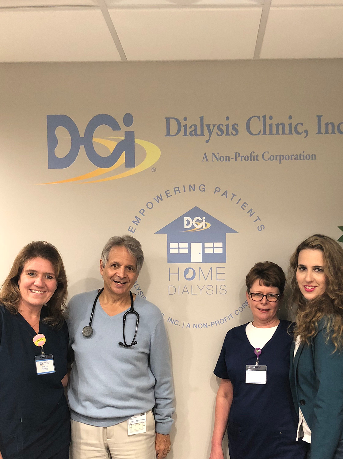 DCI Yorktown Home Therapy Team