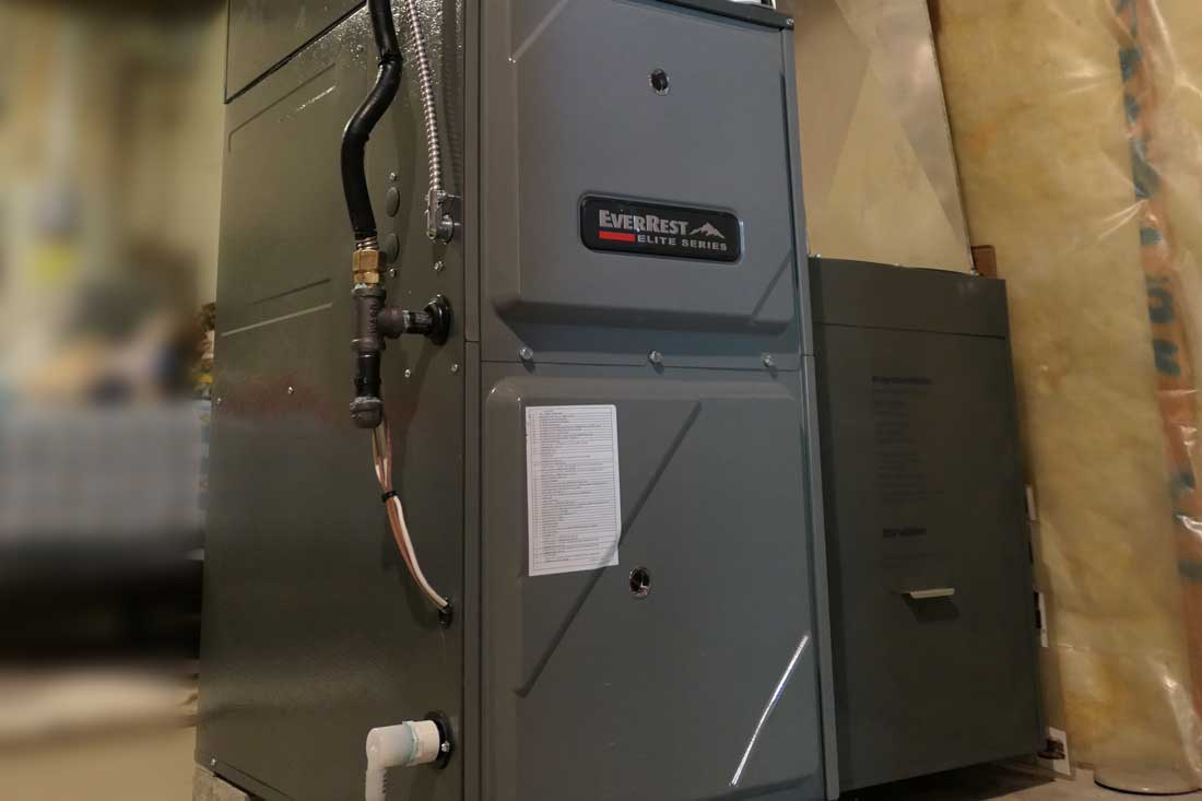 HHHC high efficiency heating and cooling