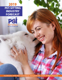 PSI's 2019 Pet-Sitting Industry Forecast
