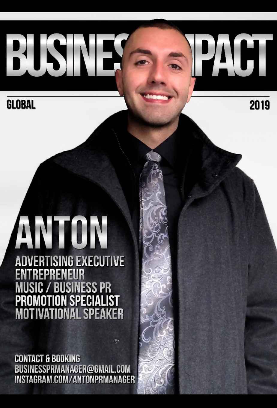 ANTON - BUSINESS IMPACT 2019