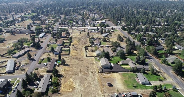 Woodhaven development land in SE Bend