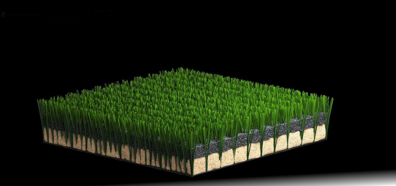 Artificial grass system