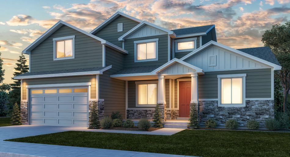 Lennar brings their line of Next Gen® homes to Utah at Shamrock Village.