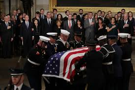 US Markets Closed Wednesday - President Bush's Funeral