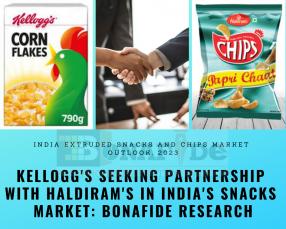 Kellogg's seeking partnership with Haldiram's in I