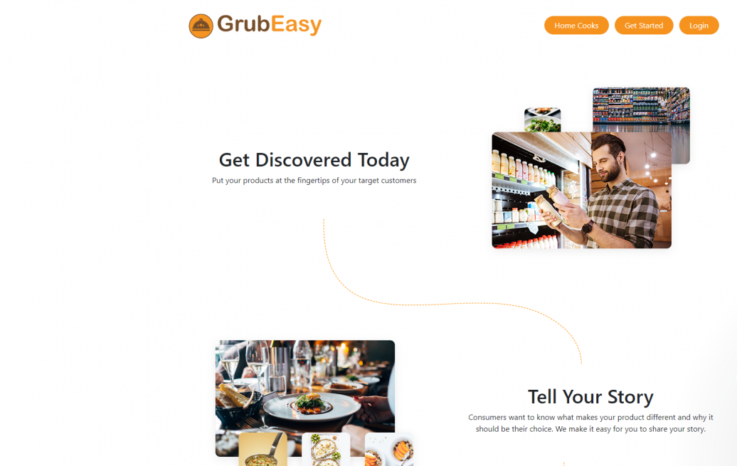 GrubEasy  Intro