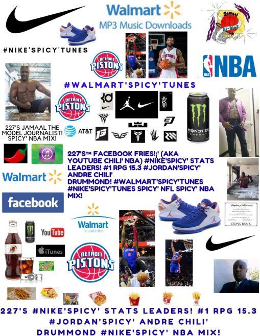 bbea68fb34e96 227 s™ Facebook Fries!¡  (aka YouTube Chili  NBA) Stats  1 RPG 15.3 ...