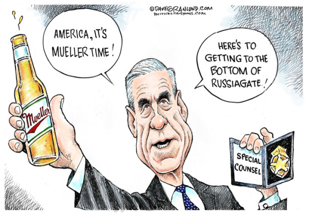 Mueller's Investigative Report May Be Suppressed