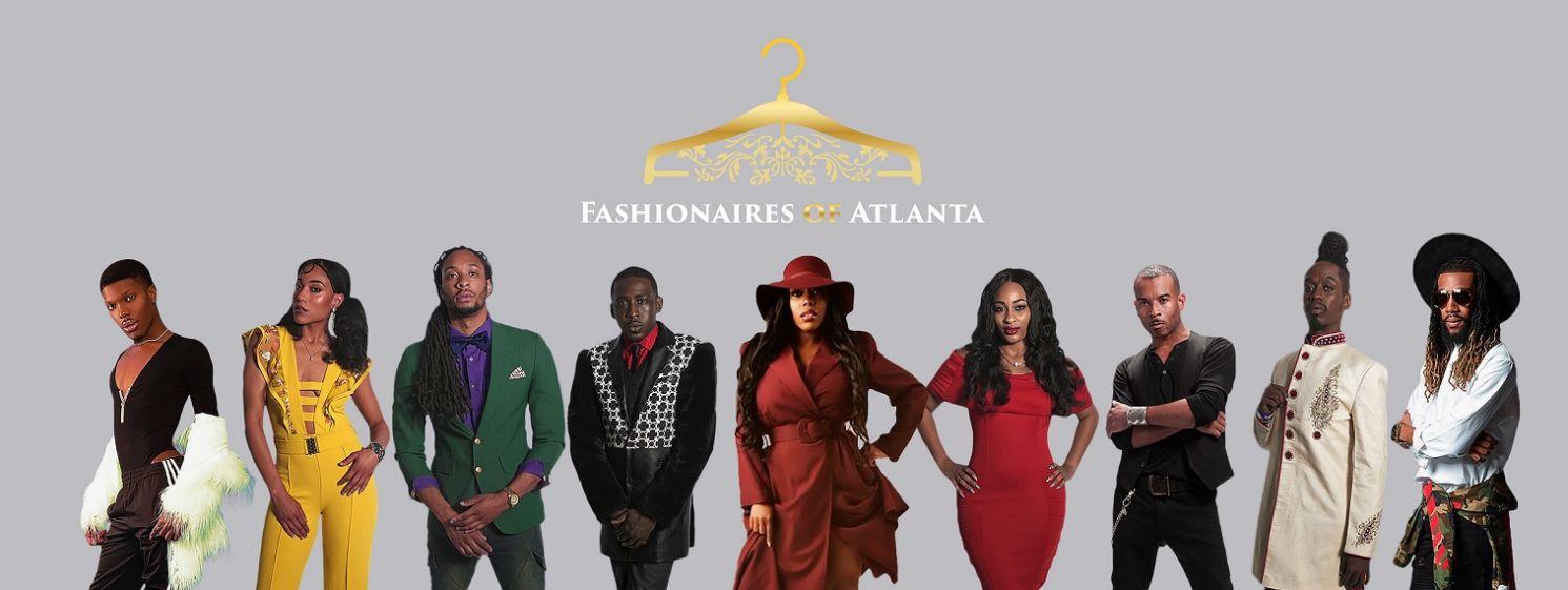 Fashionaires of Atlanta Official Cast Photo