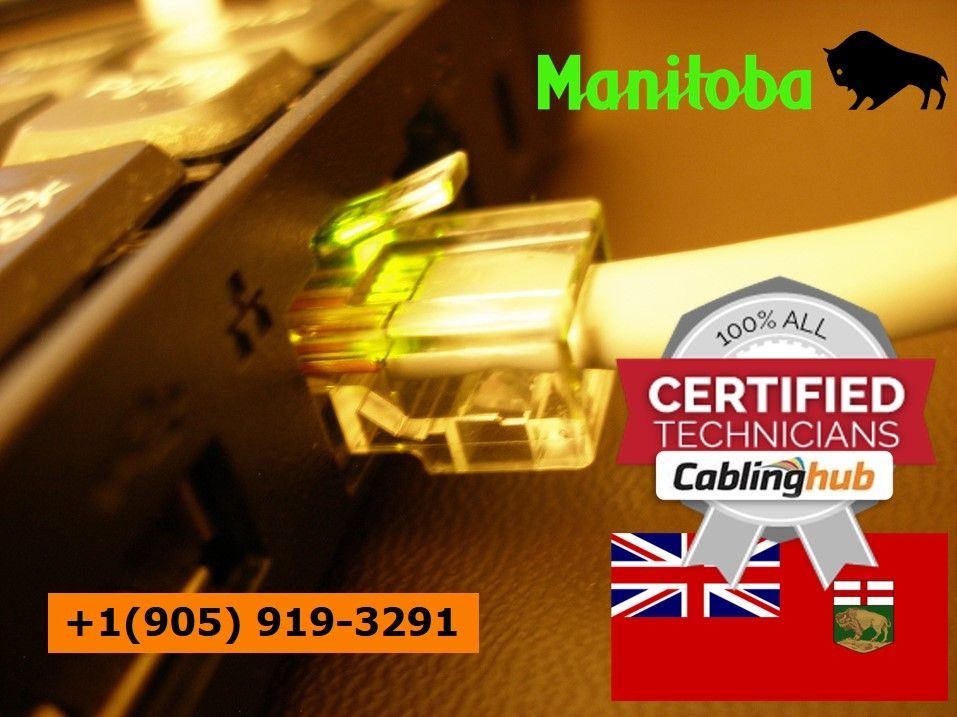 Manitoba Network Cabling Contractor