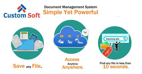 Customized Insurance DMS System by CustomSoft -- CustomSoft  8112bf1f7487