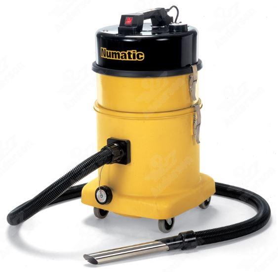 The Numatic HZD570 offers a 23 litre super tough structofoam container