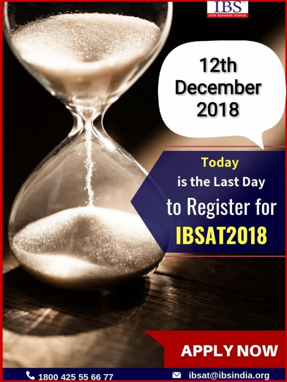 IBSAT 2018