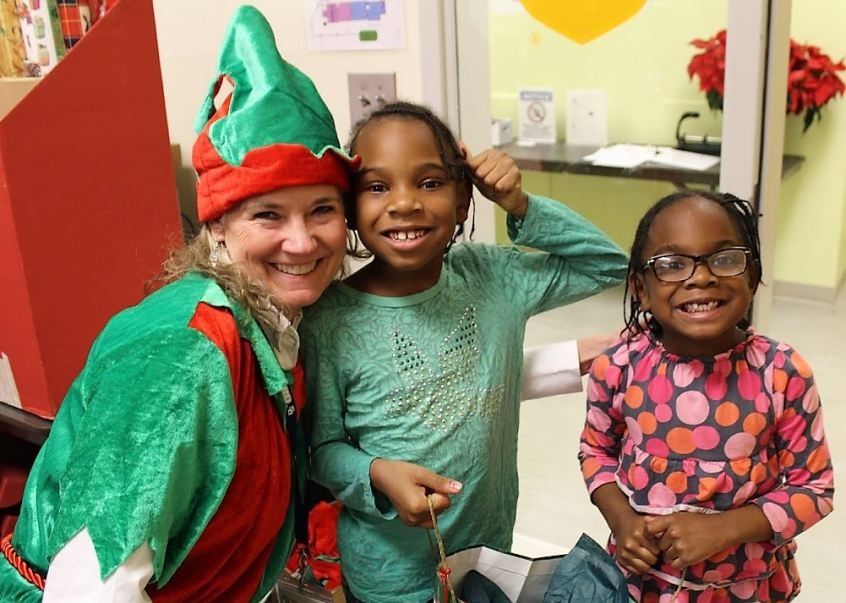 It's easy to help Rainbow Village put a smile on the faces of resident families
